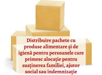 Distribuire pachete